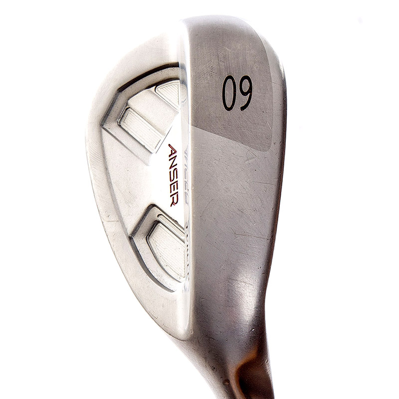 Average Condition Wedge Sole