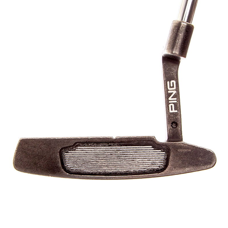 Below Average Condition Putter Face