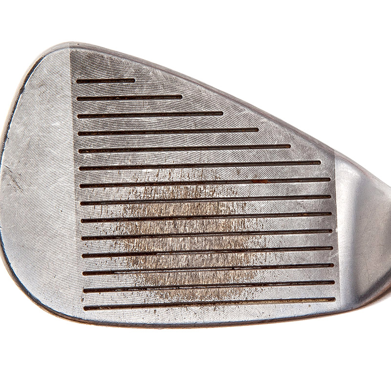 Below Average Condition Iron Face